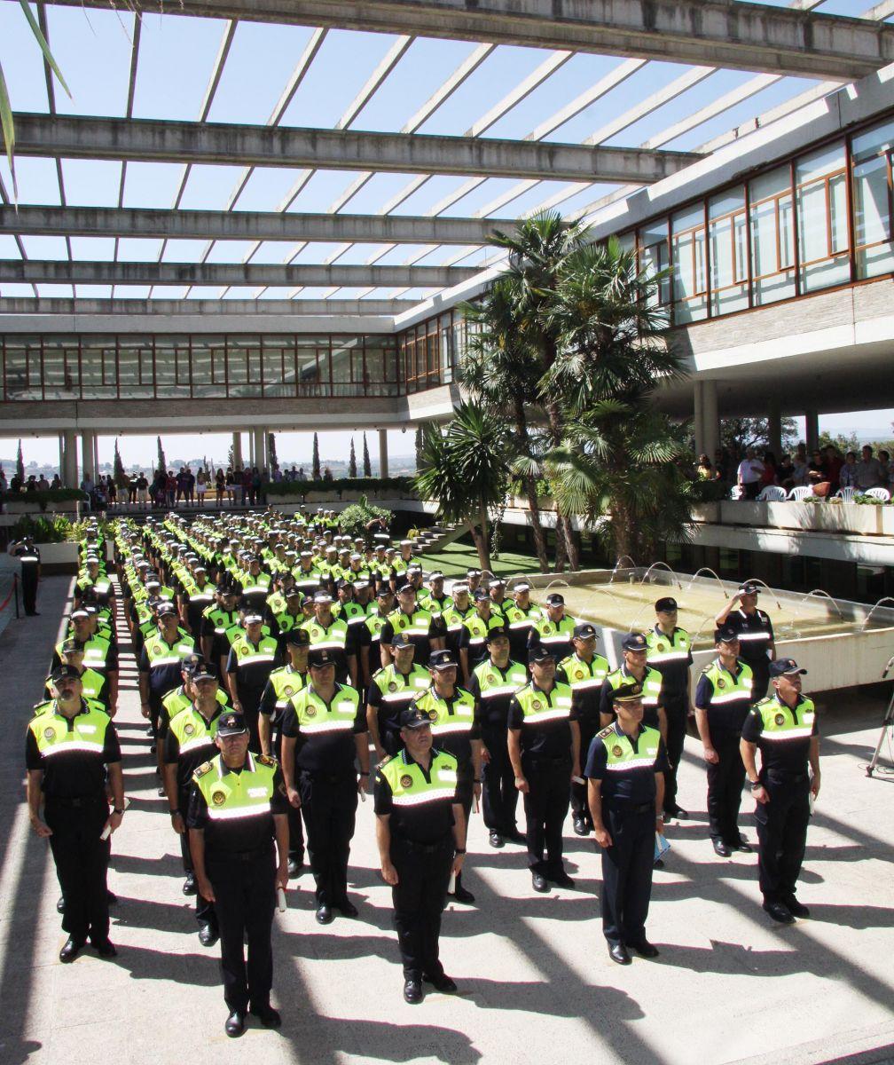 policias formados